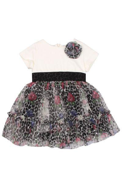 Купить Платье, Meilisa Bai, Разноцветный, Вискоза-70%, Полиамид-25%, Эластан-5%, Женский