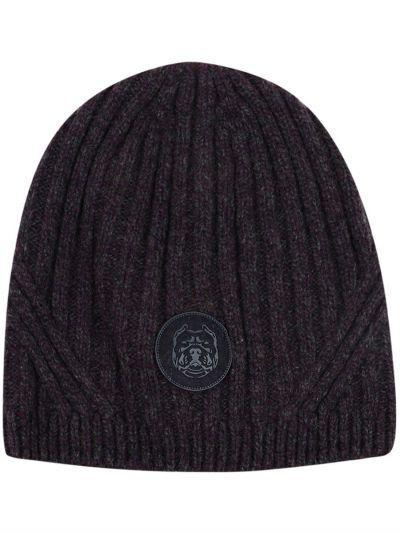 шапка noble people для мальчика, фиолетовая