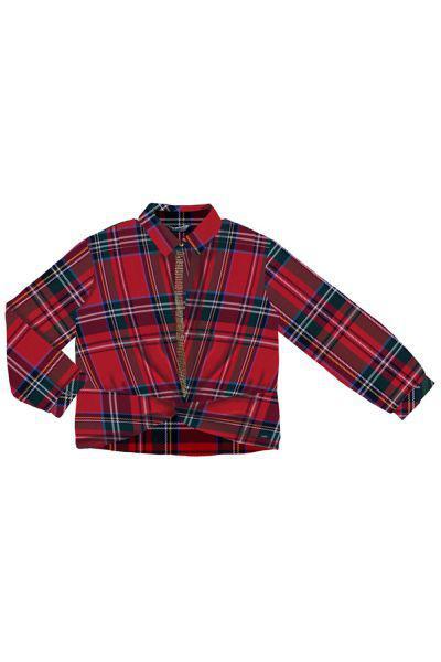 Купить Блуза, Mayoral, Разноцветный, Хлопок-100%, Женский
