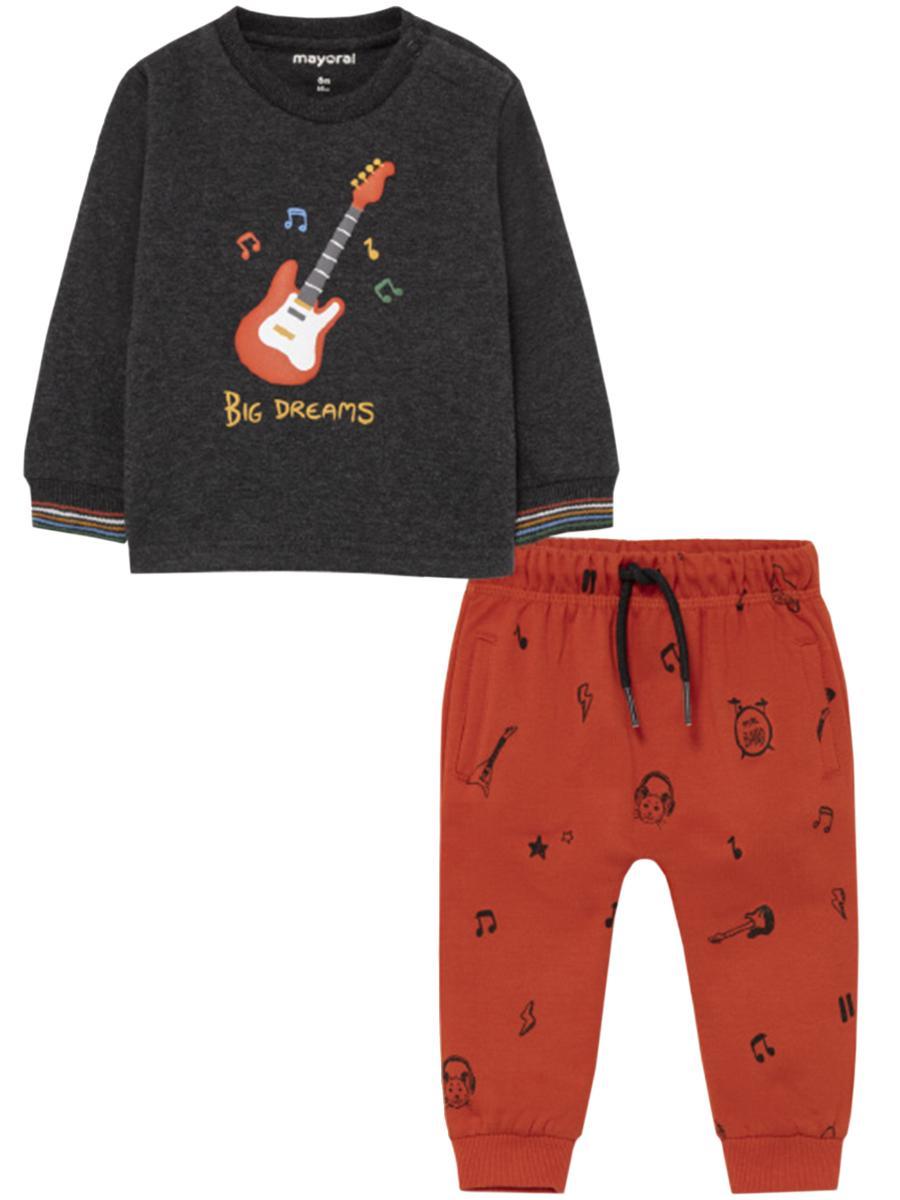 брюки mayoral для мальчика, разноцветные