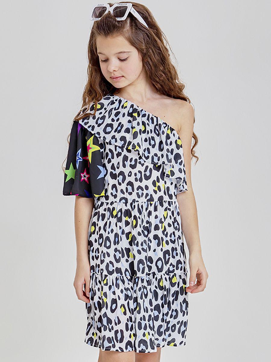 платье to be too для девочки, белое