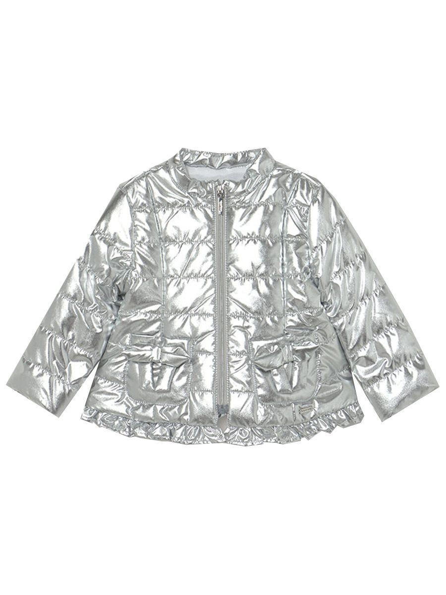 Купить Куртка, Mayoral, Серый, Полиэстер-100%, Женский