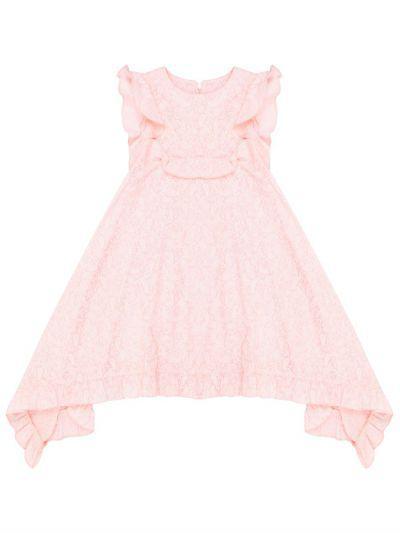 Купить Платье, Noble People, Розовый, Хлопок-100%, Женский