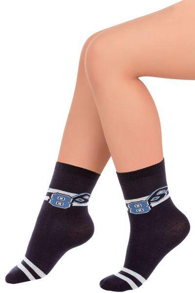 Носки для мальчика SNK13141 синий Charmante, Китай (КНР)