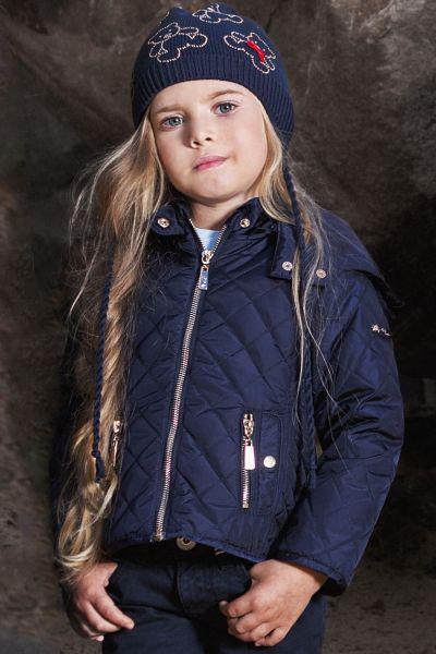 Купить Куртка, Noble People, Синий, Нейлон-100%, Женский