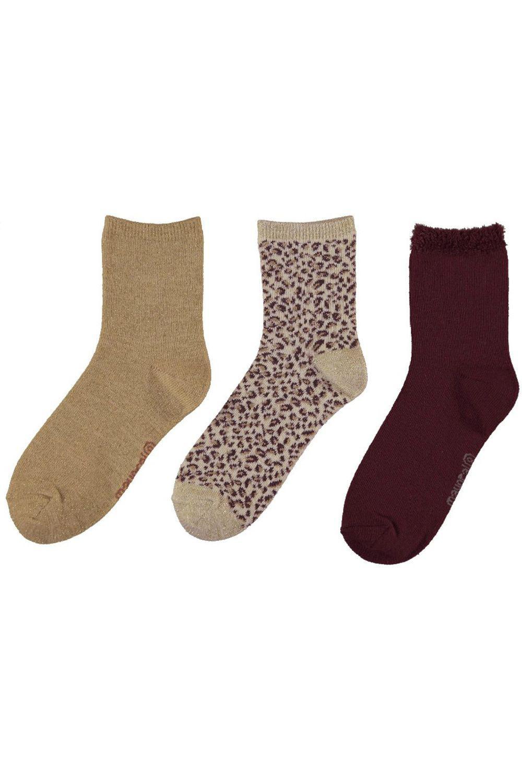 носки mayoral для девочки, коричневые
