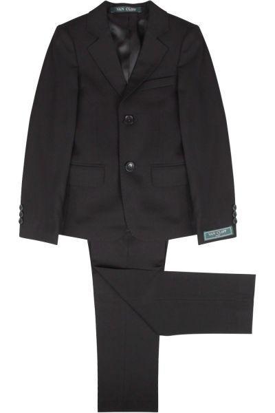 костюм van cliff для мальчика, черный