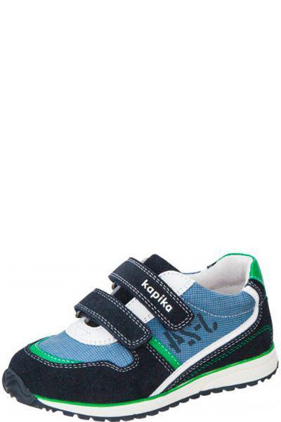 Кроссовки для мальчика 23401-1 синий Kapika, Российская Федерация