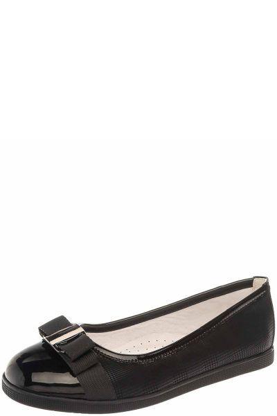 Купить Туфли, Betsy, Черный, Искусственный нубук+искусственная кожа-100%, Женский