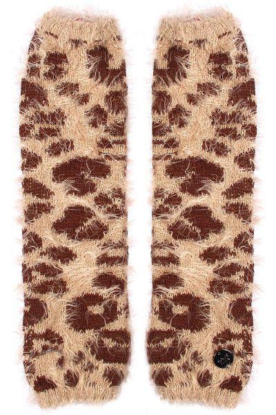 Митенки для девочки 64JD96990 коричневый Gaudi, Китай (КНР)