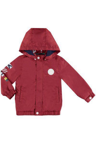 Купить Куртка, Mayoral, Красный, Полиэстер-100%, Мужской