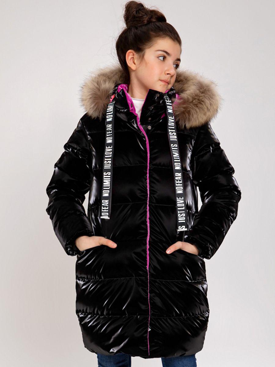 Купить Пальто, Noble People, Черный, Полиэстер-100%, Женский