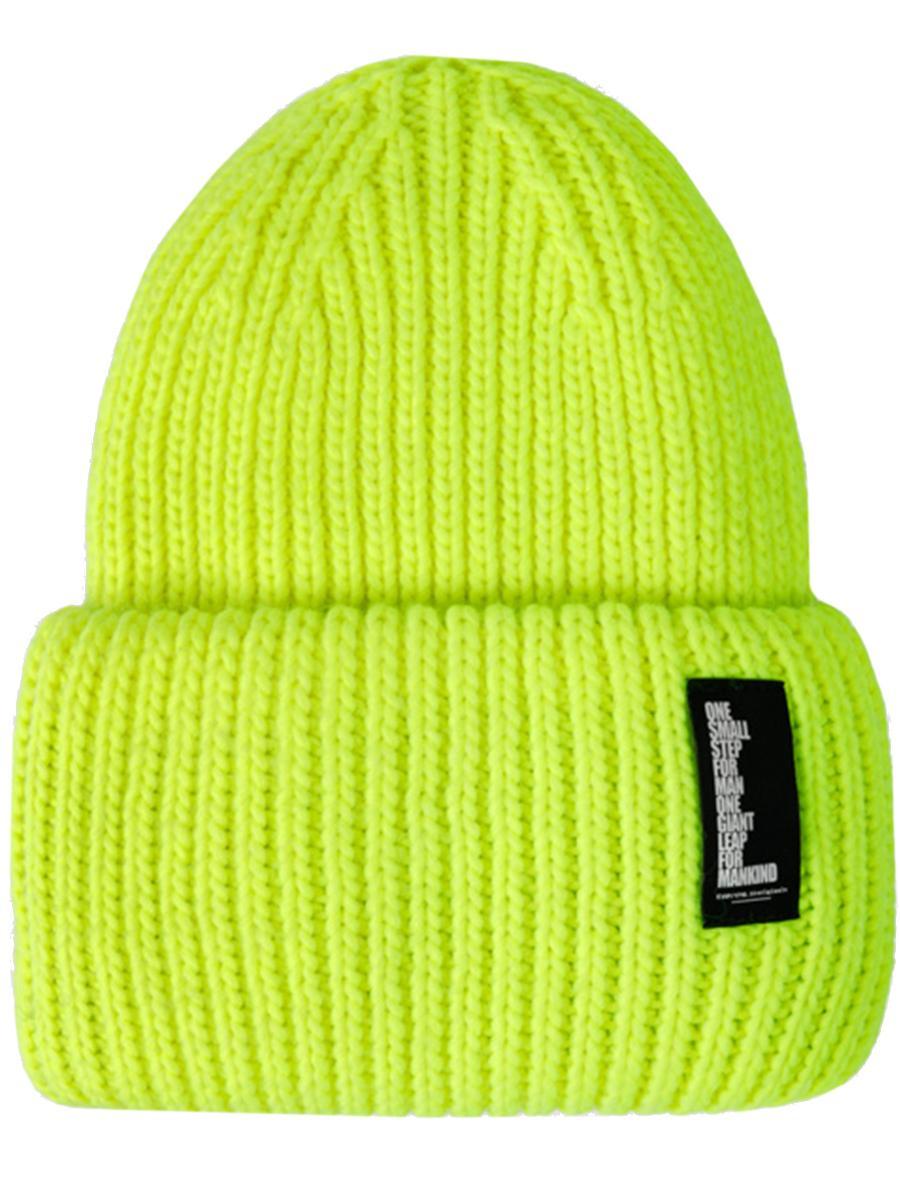 шапка dan&dani для мальчика, желтая