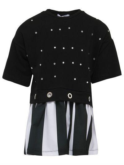 Купить Платье, Y-clu', Черный, Полиэстер-100%, Женский