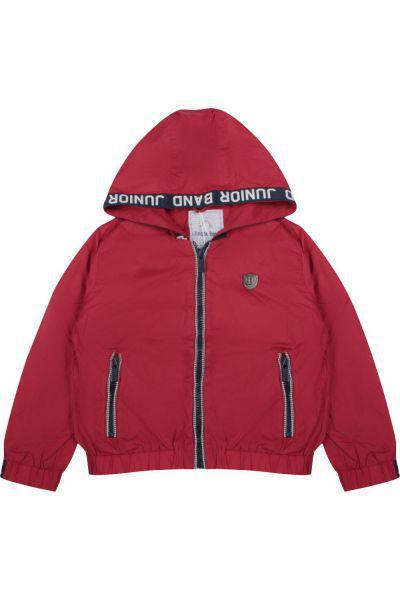 Купить Куртка, Band, Красный, Нейлон-100%, Мужской