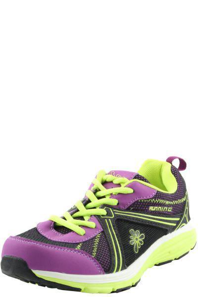 Кроссовки для девочки 74188-1 разноцветный Kapika, Российская Федерация