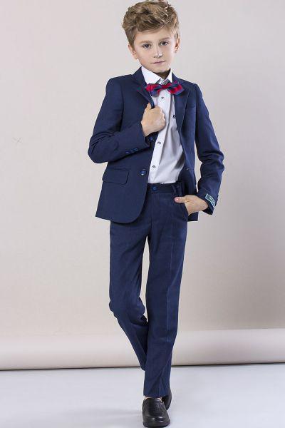 костюм van cliff для мальчика, синий
