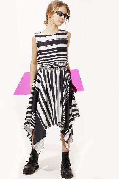 Купить Платье, To Be Too, Разноцветный, Нейлон-65%, Полиэстер-30%, Эластан-5%, Женский