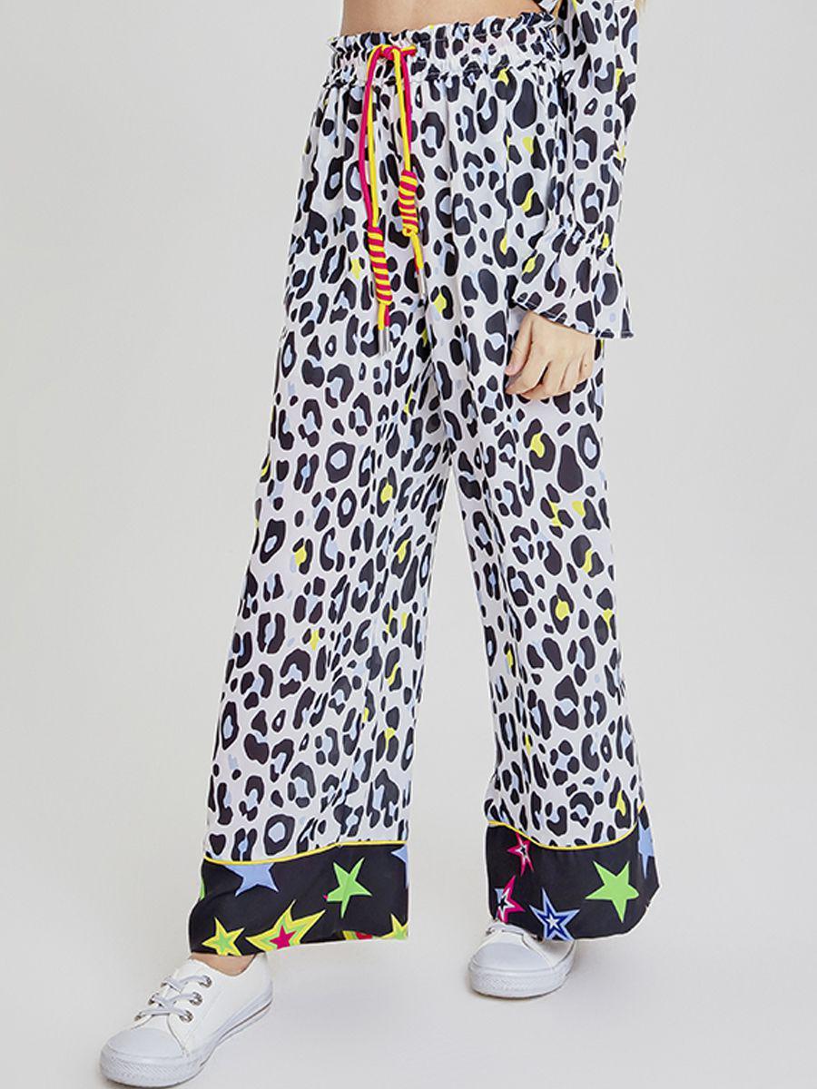 брюки to be too для девочки, разноцветные