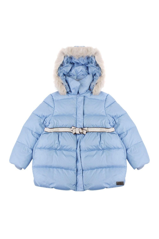 Купить Куртка, Noble People, Голубой, Нейлон-100%, Женский