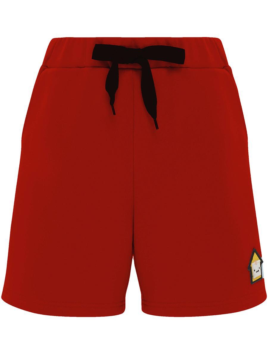 шорты смена для мальчика, красные