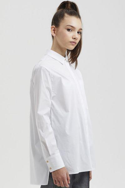 Купить Блуза, Silver Spoon, Белый, Женский