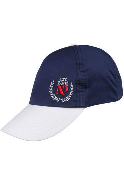 Купить Бейсболка, Noble People, Синий, Хлопок-100%, Мужской