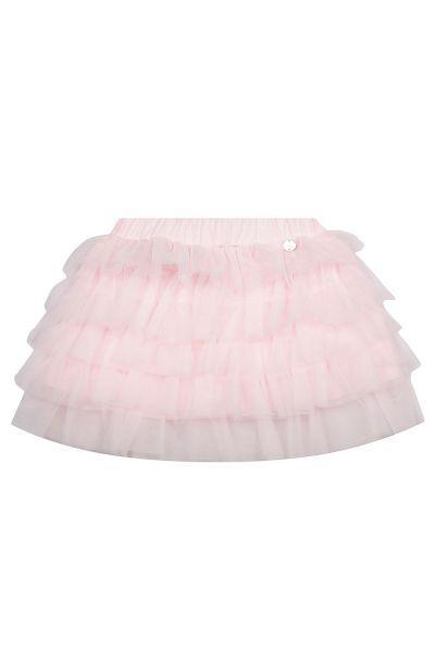юбка gaudi для девочки, розовая