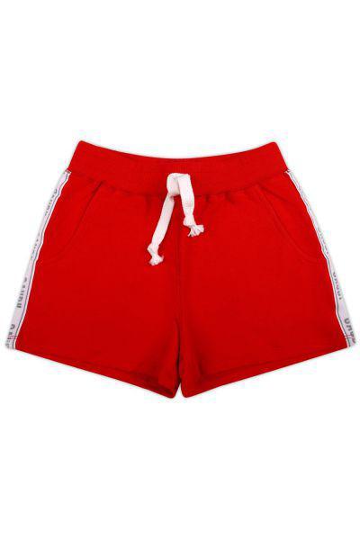 шорты gaudi для девочки, красные