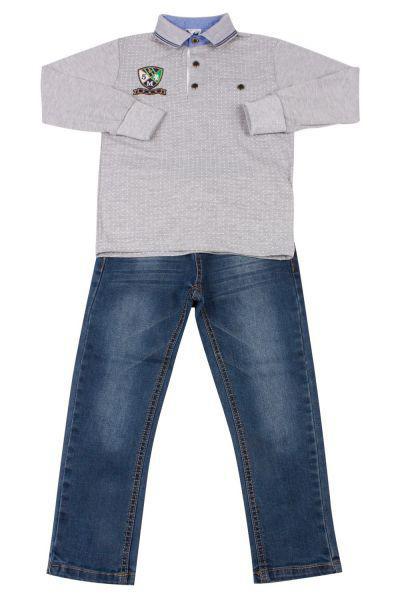 Купить Лонгслив+джинсы, Band