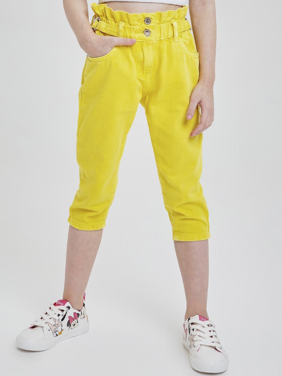 бриджи to be too для девочки, желтые