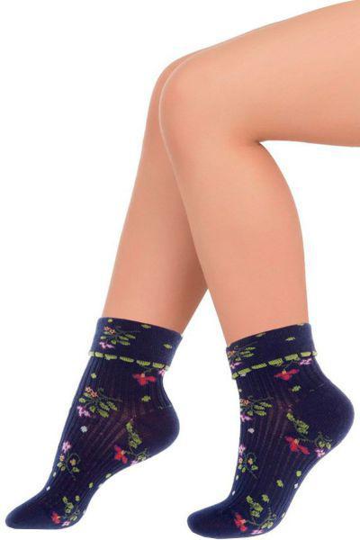 носки charmante для девочки, синие