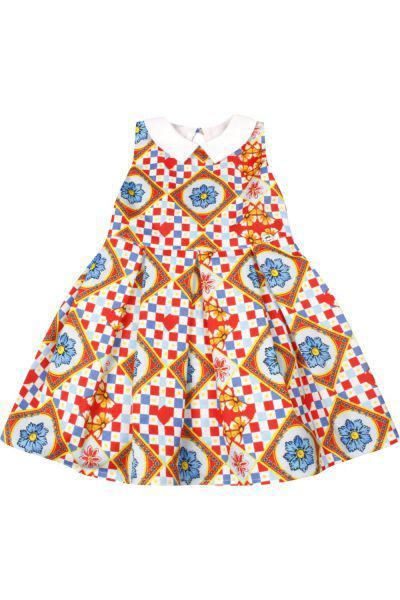 Купить Платье, Byblos, Разноцветный, Полиэстер-95%, Эластан-5%, Женский
