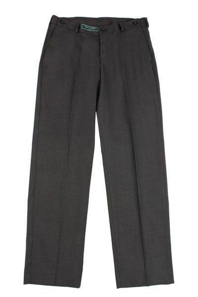 брюки van cliff для девочки, серые