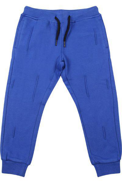 брюки street gang для девочки, голубые