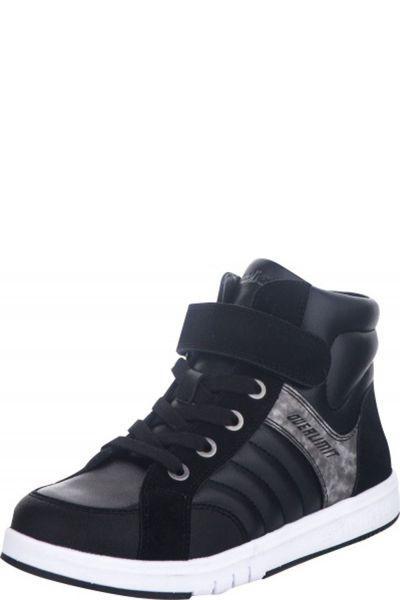 Купить Ботинки, Kapika, Черный, Натуральная кожа/Искусственная кожа-100%, Мужской