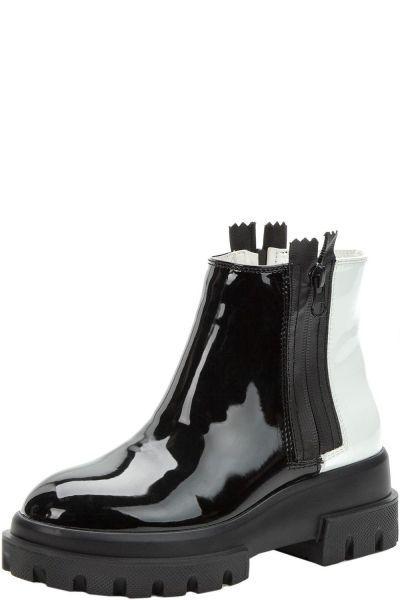 Купить Ботинки, Keddo, Белый, Женский