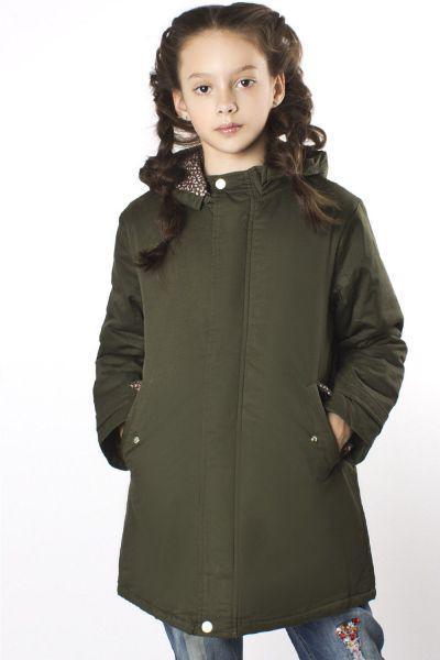 Купить Куртка, Noble People, Зеленый, Полиэстер-100%, Женский
