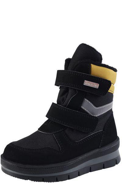 Купить Ботинки, JogDog, Черный, Текстиль-100%, Мужской
