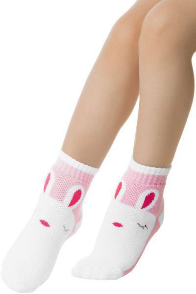 Носки для девочки SBBM-1287 розовый Charmante, Китай (КНР)
