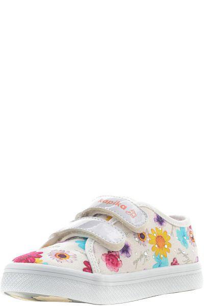 Кроссовки для девочки 72208 белый Kapika, Российская Федерация
