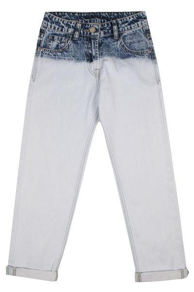 джинсы manila grace для девочки, белые