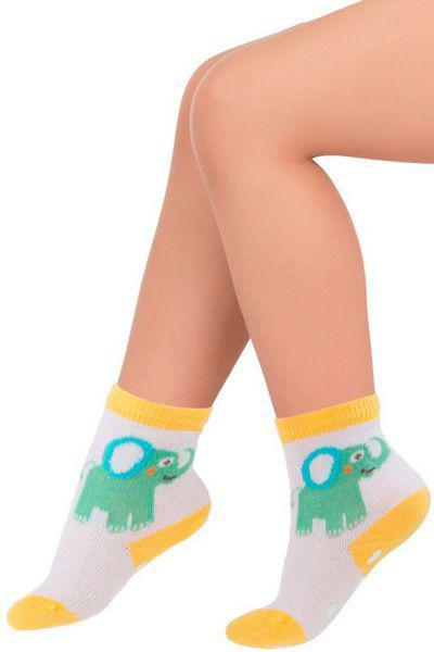 Носки для девочки SBBK-1483 белый Charmante, Китай (КНР)