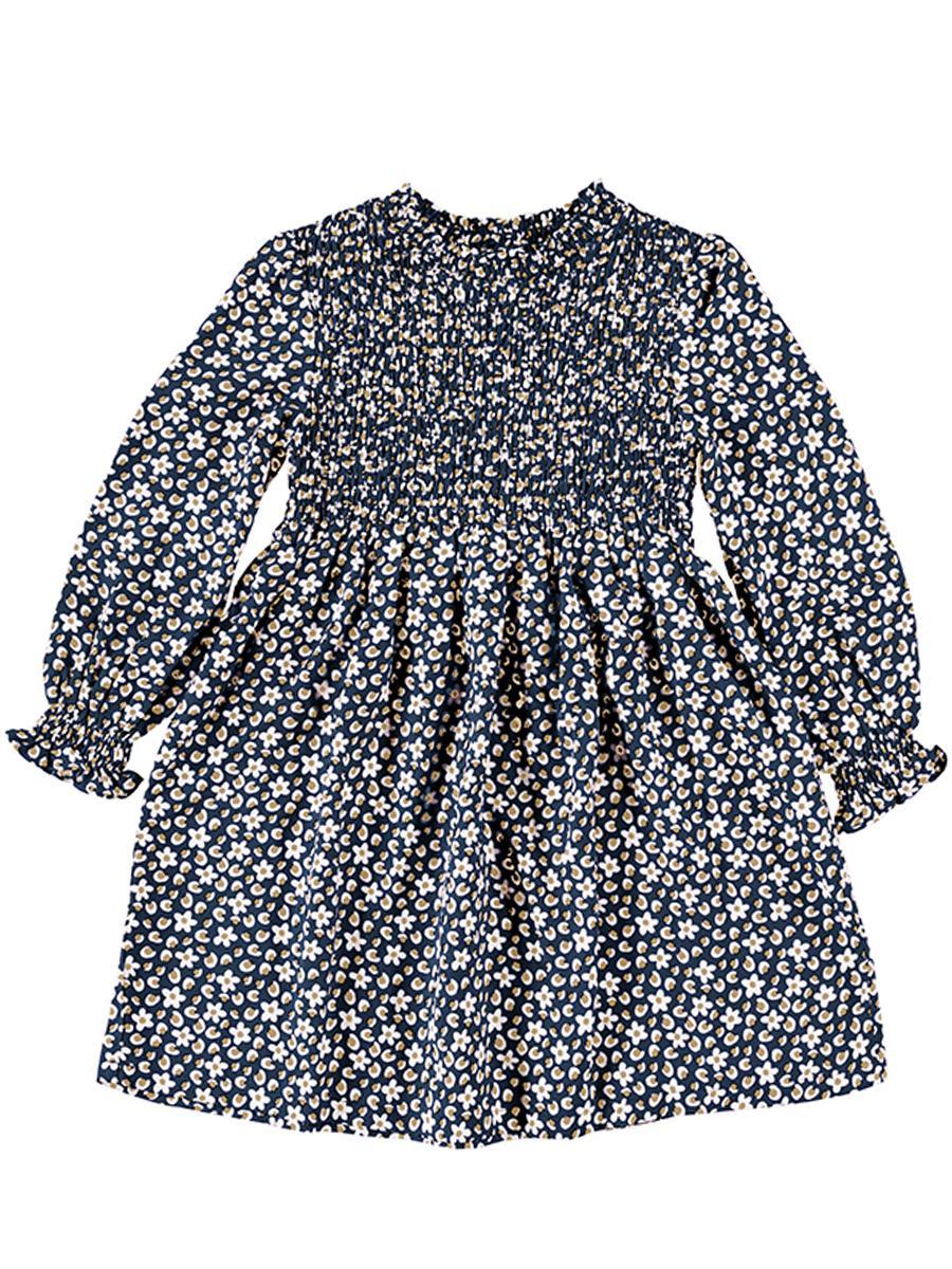 платье mayoral для девочки, синее