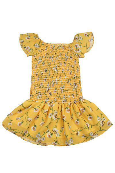 Купить Платье, Manila Grace, Желтый, Полиэстер-100%, Женский