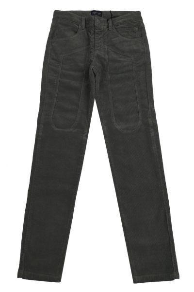 брюки jeckerson для девочки, серые