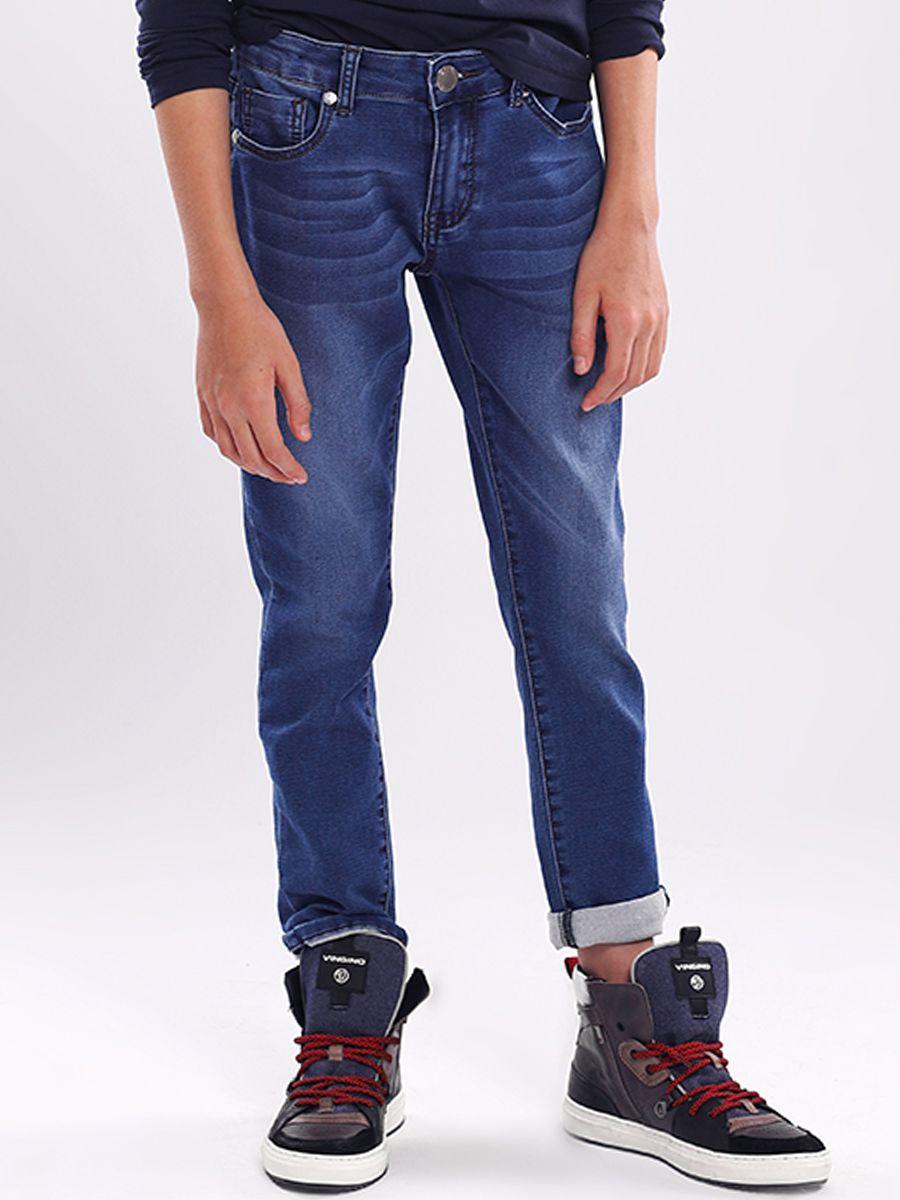 джинсы y-clu' для мальчика, синие
