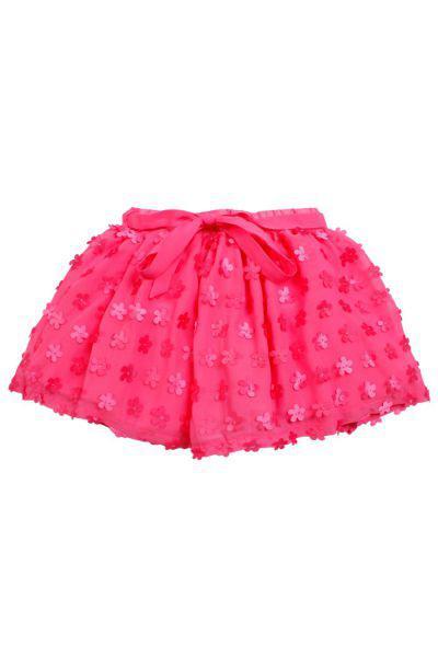 Юбка для девочки GE620435 розовый Gaialuna, Китай (КНР)