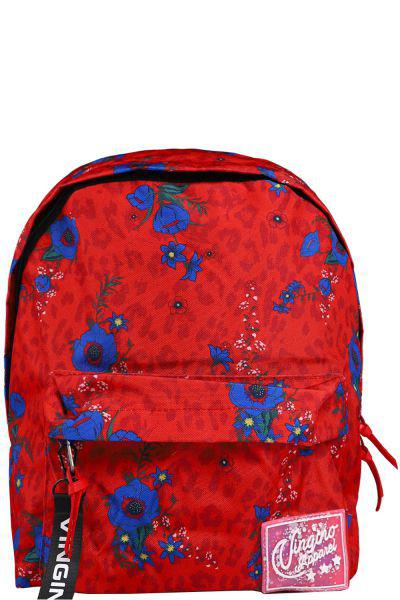 Рюкзак Vingino красного цвета
