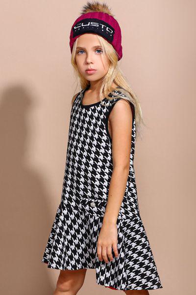 Купить Платье, To Be Too, Разноцветный, Полиэстер-97%, Эластан-3%, Женский
